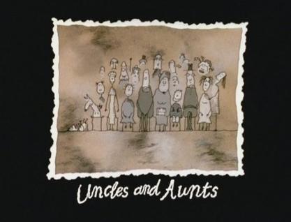 叔叔和婶婶
