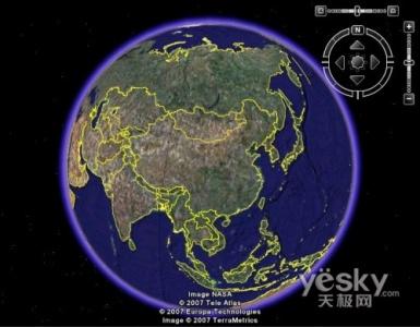 如何在谷歌地球中测距