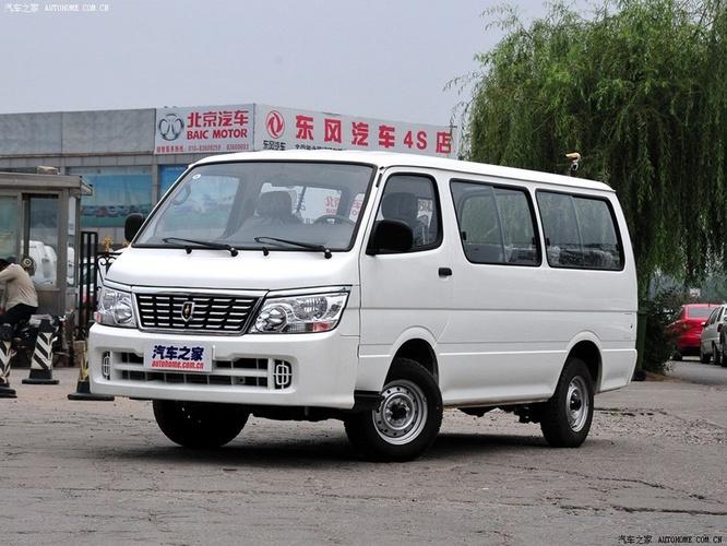 华晨金杯金杯海狮 2011款 2.0l第五代快运王舒适z型4g20b