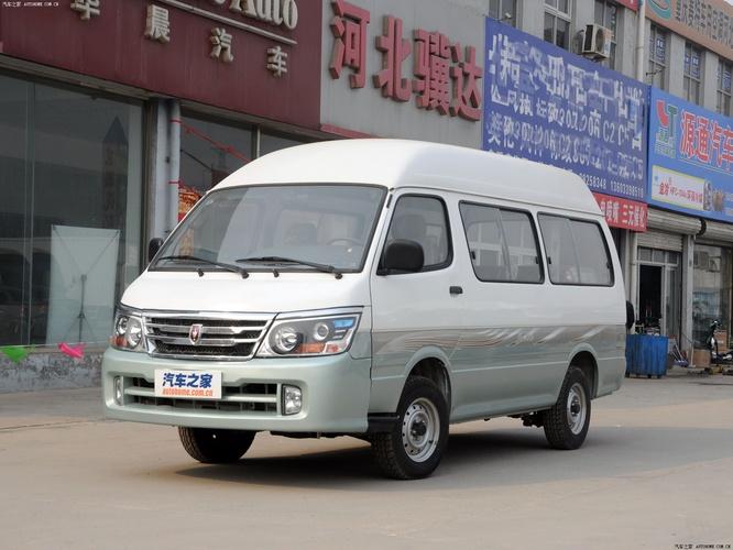 华晨金杯金杯海狮 2011款 2.0l第五代快运豪华型v19