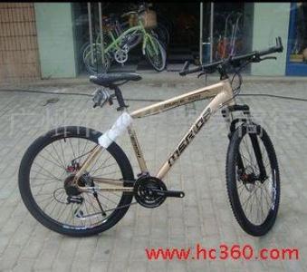 自行车 供应2010款美利达公爵600铝合金山地车