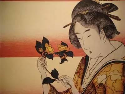 日本传统绘画_深受中国古代绘画影响的日本浮世绘