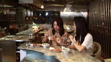探寻混合中式法餐厅