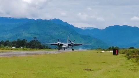 印空军在藏南启用新机场