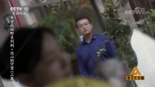 《普法栏目剧》 20191010 希望的田野系列剧·远山的守望(上集)