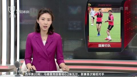 体育新闻20200119