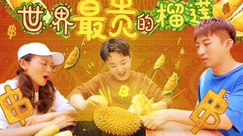 世界最贵的榴莲!泰国3
