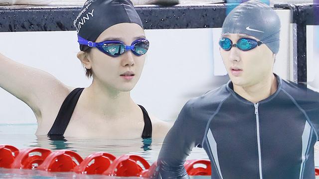 第3期:游泳比赛陈小纭惊艳
