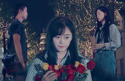 《陈翔六点半》第174集 卖花女神爱上流浪歌手,不用物质的完美爱情!