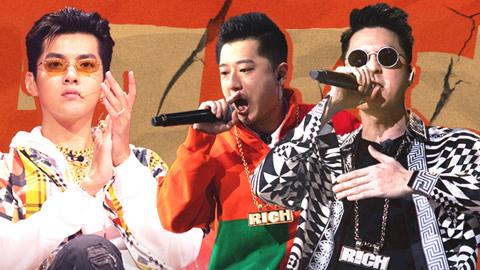 中国新说唱之王以太演绎撩人情歌 战队团建寻合作公演灵感