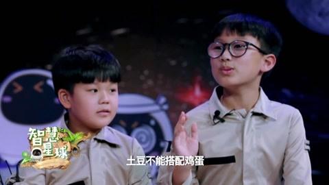 第9期 撒贝宁降为保安,白凯南蔡国庆组合出道
