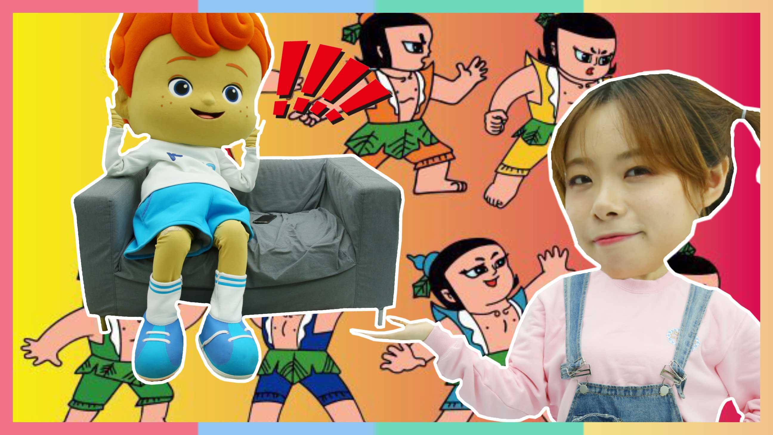 假如朱莉有了葫芦娃们的超能力 | 凯利和玩具朋友们 CarrieAndToys