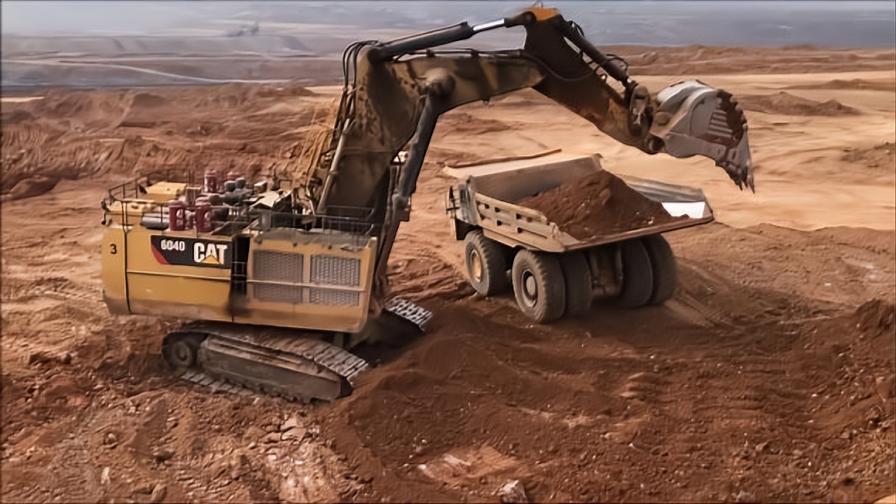 为什么很多男人喜欢看挖掘机?