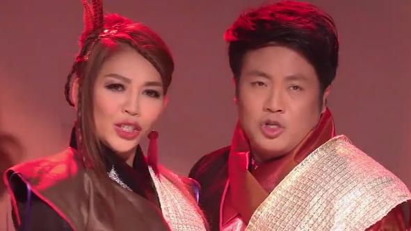 一开口全都蒙了!越南男女歌手翻唱《铁血丹心》,这也太魔性了