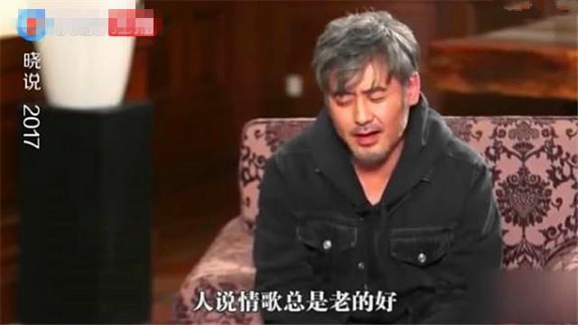 """晓说:吴秀波深情演唱 """"原声大碟""""听的真过瘾"""