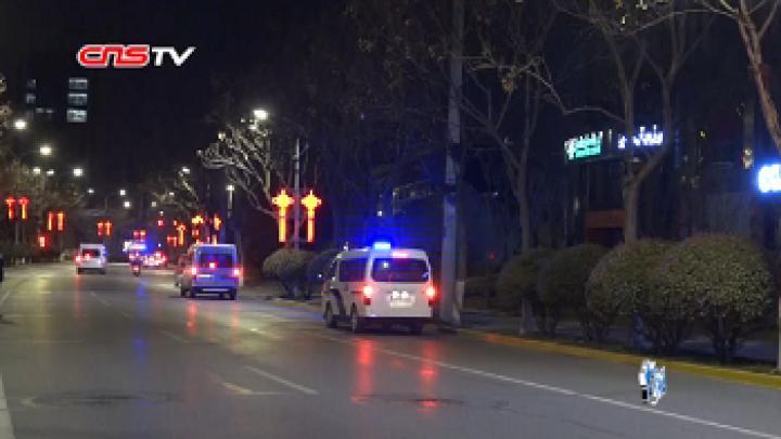 西安出动百余警力打击非法传销 抓获涉传人员240人