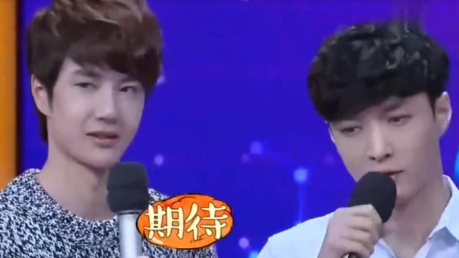 汪涵问张艺兴:觉得王一博是什么样的人?他的回答,网友:好人卡