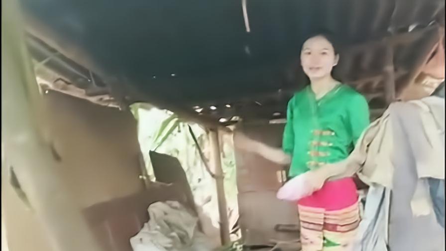 缅甸美女直言:这是我们缅甸的厨房!网友:难以置信!