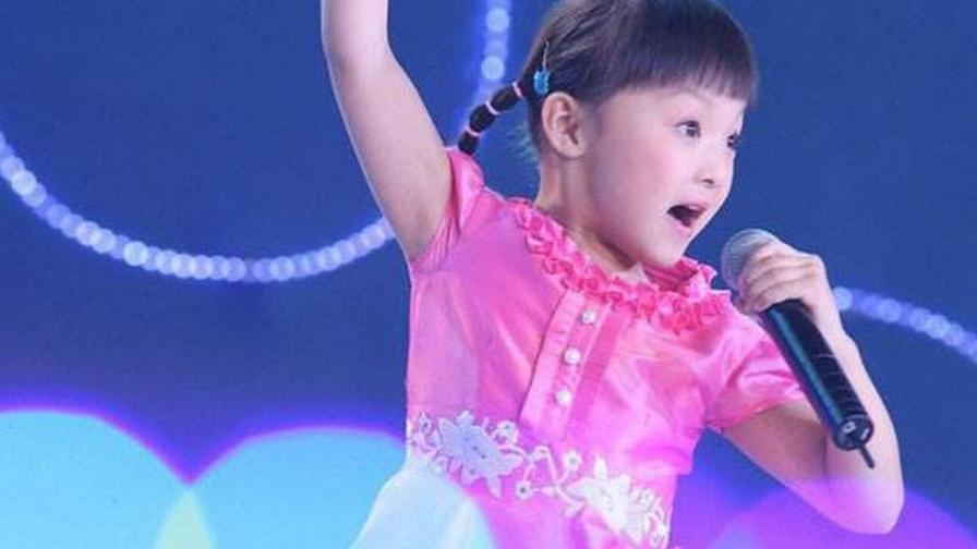 韩红难度最高的一首歌,竟被5岁小女孩超越原唱,这唱功绝了
