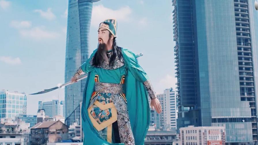 越南歌手抄到华晨宇头上!这版《齐天大圣》太辣眼,原唱都尴尬了