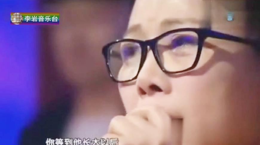 7岁小男孩唱《父亲》在场的人全部泪奔!