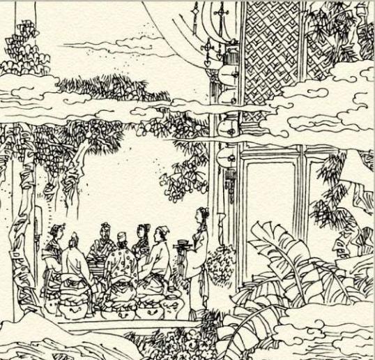奇迹私服格斗家加点民间故事:卢秀才夜赴奇宴,奇女诡诗惊冷汗