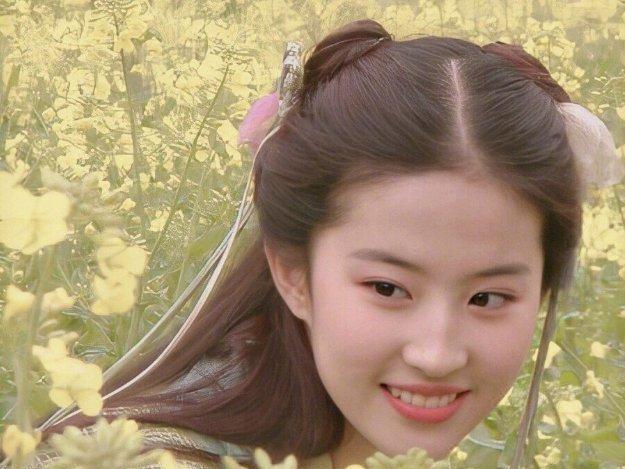 """天龙八部私服怎么创建刘亦菲有多""""仙""""?硬把妖女演成了仙女,聂小倩造型比赵灵儿还美"""