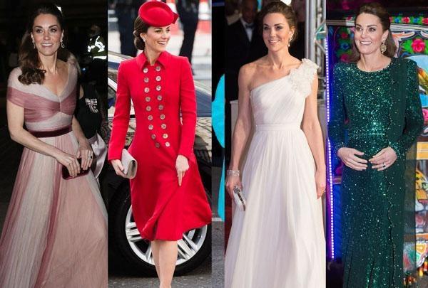 奇迹私服论坛按月总结:凯特王妃2019年还干了啥?