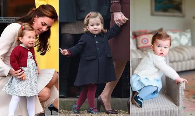 天龙八部私服网站大全凯特王妃的女儿夏洛特公主颜值有多高?看完这组照片,你就知道了