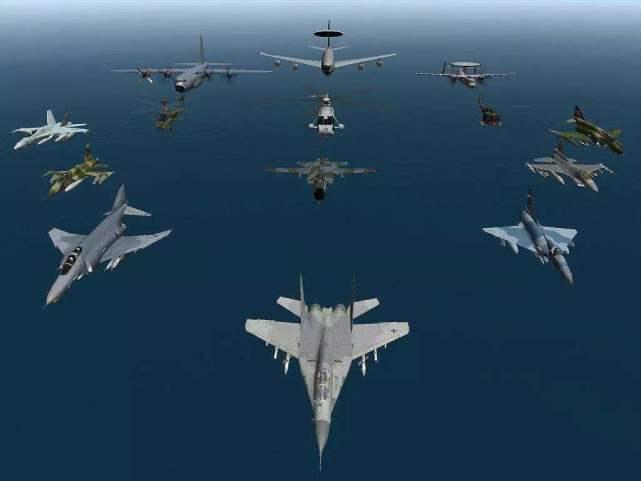 天龙八部SF发布2万美军横跨6千公里,枪口直指二号强国,头号目标已转移