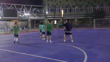 松山湖业余球队训练-雨林木风