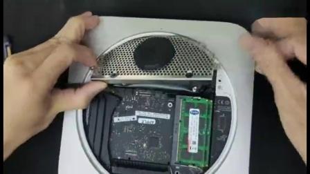 12和12以下mini主机换硬盘