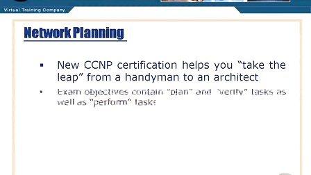 思科CCNP实施思科IP路由(ROUTE).视频教程 (3)