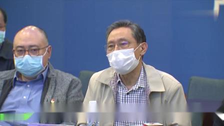 钟南山:预计2月中下旬疫情达到峰值