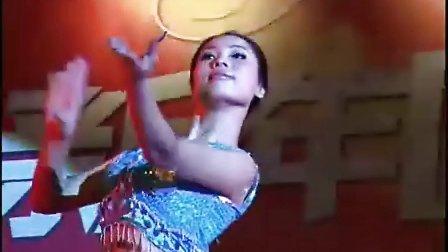 雨林木风瑜珈美女徐晓娜独舞《孔雀飞来》