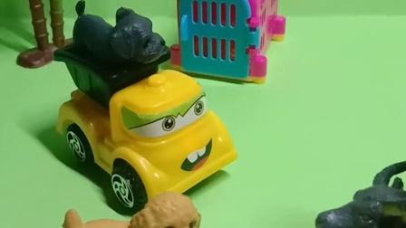 趣味玩具:老牛先生的成语故事大会