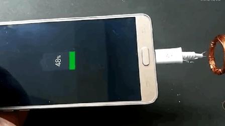 原来iPhone8的无线充电并不是什么黑科技, 看完视频我自己也做一个!
