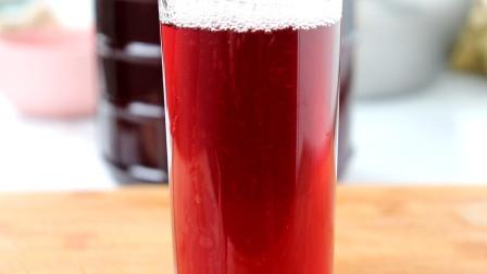 教你在家酿造葡萄酒,做出来酒香味浓郁,口感香醇好喝,超简单