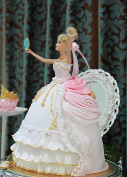 芭比之梦境奇遇记糖果王国上