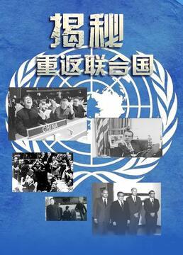 揭秘重返联合国剧照