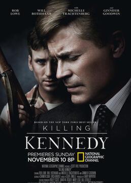 刺杀肯尼迪剧照