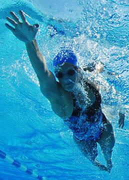 自由泳教程剧照