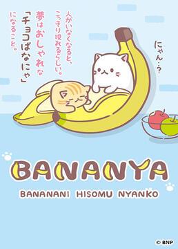 香蕉喵剧照