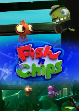 小鱼和奇普斯剧照