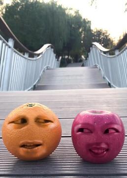 水果会说话剧照