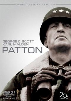 巴顿将军剧照