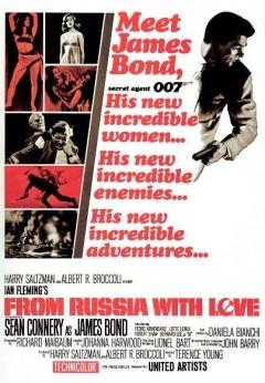 007之俄罗斯之恋剧照