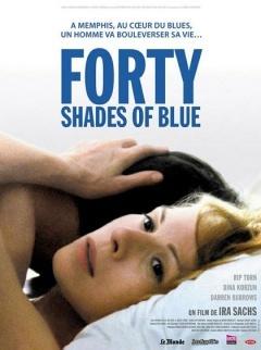 蓝色的40道阴影剧照