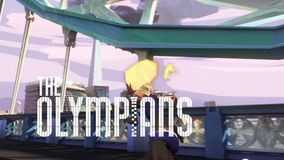 奥林匹亚剧照