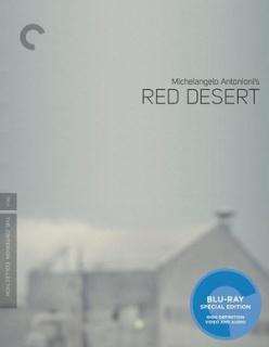 红色沙漠剧照